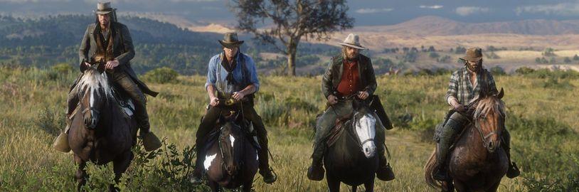 Kritika na Red Dead Redemption 2 přichází od vývojáře The Last of Us