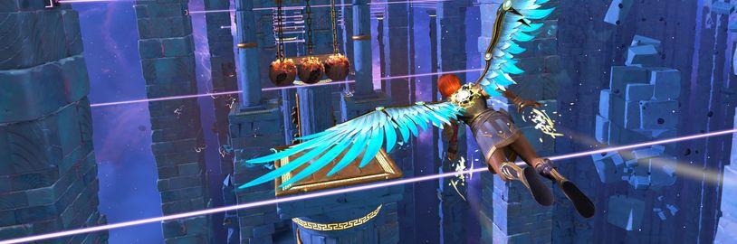 Immortals Fenyx Rising se zrodil z chyby, tajemné dveře v Demon's Souls otevřeny