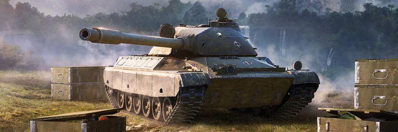 World of Tanks na nové generaci konzolí