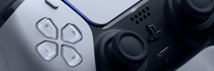 Speciální funkce ovladače DualSense půjdou snížit i deaktivovat
