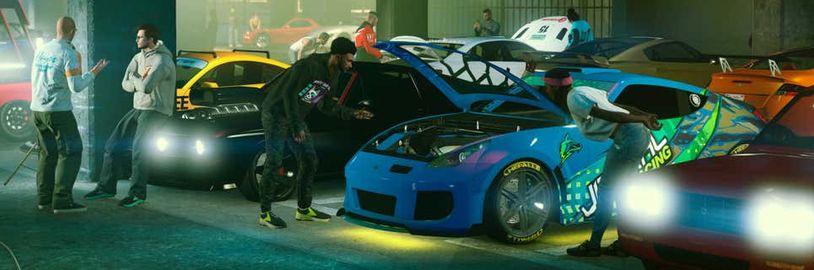 GTA Online s rychlejšími auty na PS5 a Xbox Series X/S. Hráči rozhodnutí Rockstaru kritizují