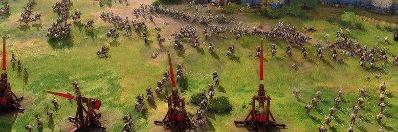 Blíží se beta pro Age of Empires 3: Definitive Edition