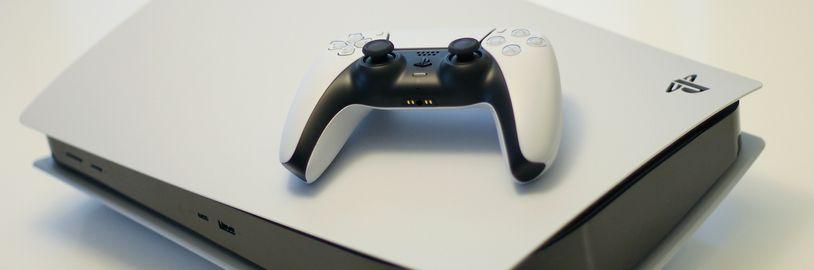 Nový model PlayStationu 5 má menší chladič