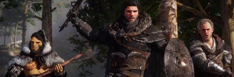 Vývojáři Black Desert Online chystají čtyři hry. Minimálně dvě vypadají hodně zajímavě
