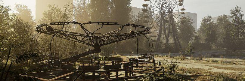 Elder Scrolls 6 je daleko, Chernobylite vydělal, vábení na Gamescom