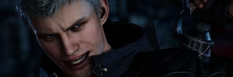 Devil May Cry 5 je skoro hotový