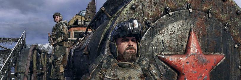 Tvůrci Metra Exodus jsou ohromeni výkonem PS5 a Xboxu Series X