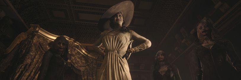 Resident Evil Village: Nový trailer, herní mód i demoverze
