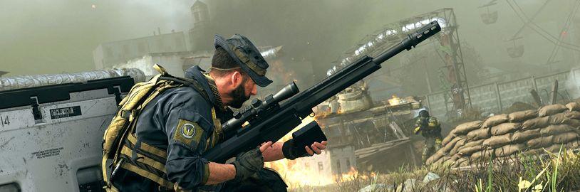 Autoři prohlížečové hry vyhrožují Activisionu kvůli Call of Duty Warzone