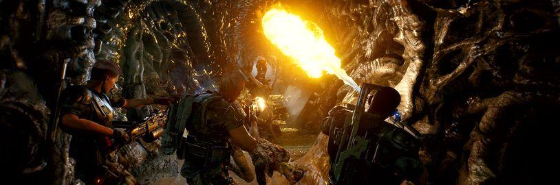 Aliens Fireteam Elite slibuje další obsah zdarma a české titulky