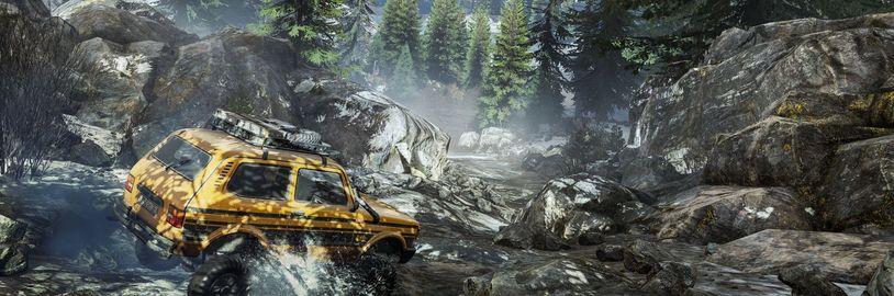 Srdce Kanady v druhém rozšíření off-road simulace SnowRunner