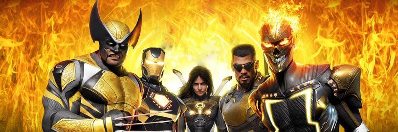 V Marvel's Midnight Suns se budete cítit jako největší frajer na bojišti