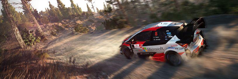 Codemasters získali licenci na WRC. V roce 2023 od nich vyjde první hra