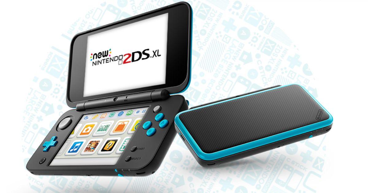1fd5c43d8 New Nintendo 2DS XL - nabídne tato nadcházející přenosná konzole něco  nového? - Indian