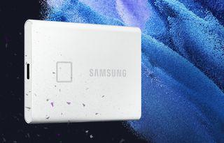Vyhrajte s námi 1TB externí disk značky Samsung