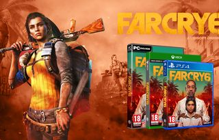 Soutěžte o novinku Far Cry 6
